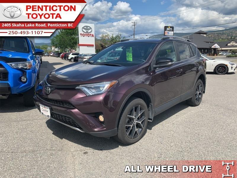 Pre Owned Toyota >> Used Toyota Vehicles In The Okanagan Penticton Toyota