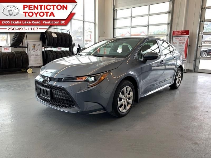 2020 Toyota COROLLA in Penticton, BC | Penticton Toyota