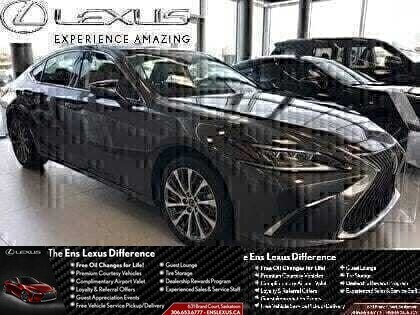 New and Used vehicles for sale in Saskatoon, SK | ENS Lexus