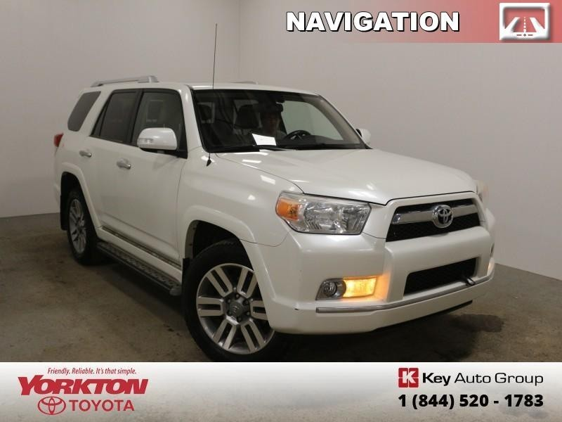 2011 Toyota 4Runner Limited For Sale >> Toyota 4runner For Sale In Yorkton Sk Key Auto Group