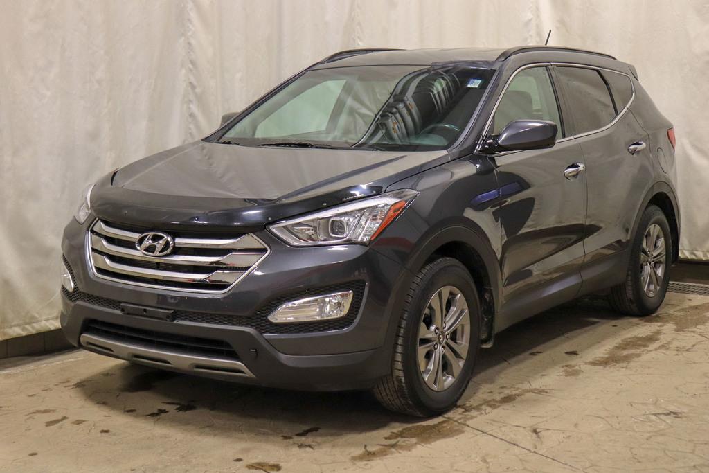 2016 Hyundai Santa Fe >> 2016 Hyundai Santa Fe Sport Premium
