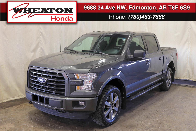 2016 Ford F 150 In Edmonton Ab Wheaton Honda 1ftew1ef0gfa02992