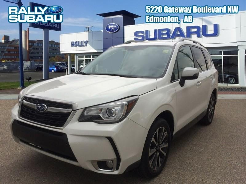Subaru Forester for sale in Edmonton, AB | Rally Subaru