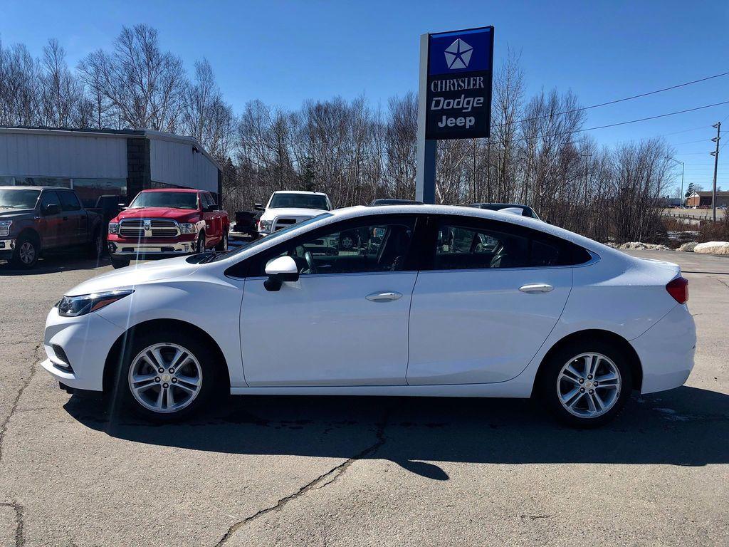2017 Chevrolet Cruze in Grand Falls-Windsor, NL | Marsh Motors Chrysler