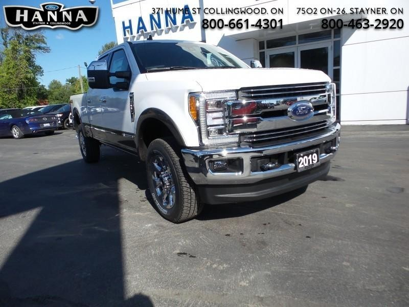 2019 Ford F-250 Super Duty in Collingwood, ON | Hanna Motors
