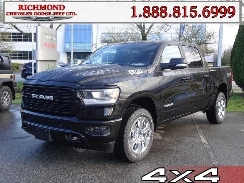 2019 Ram 1500 in Richmond, BC | Richmond Chrysler
