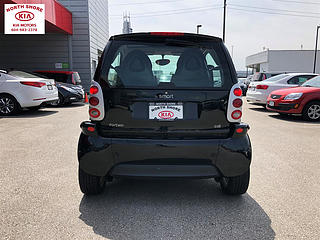 2006 Smart fortwo coupe