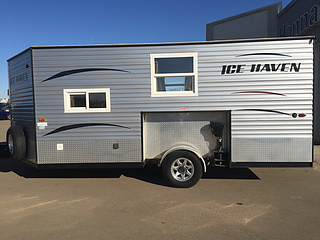 2015 Conquest Ice Haven Travel Trailer