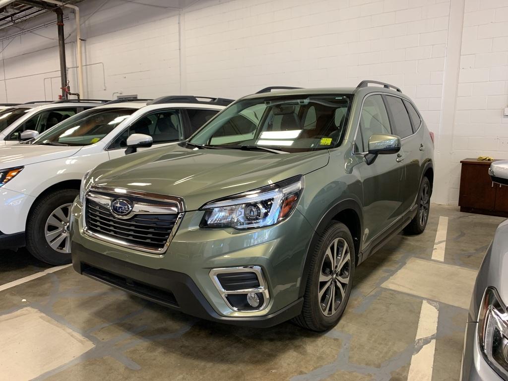 2019 Subaru Forester 2 5I LIMITED W/EYESIGHT