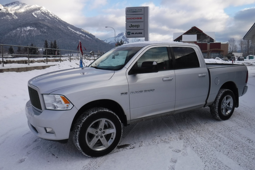 Used vehicles for sale in Fernie, BC | Fernie Chrysler