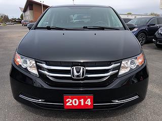 2014 Honda Odyssey