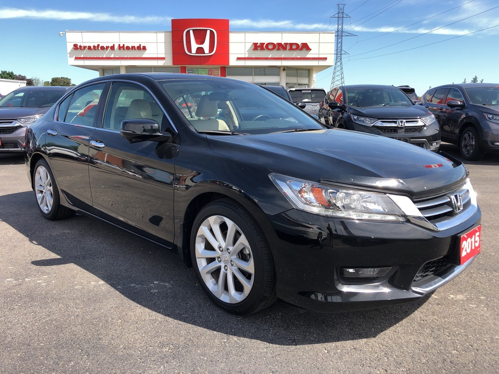 2015 Honda Accord Touring Navigation