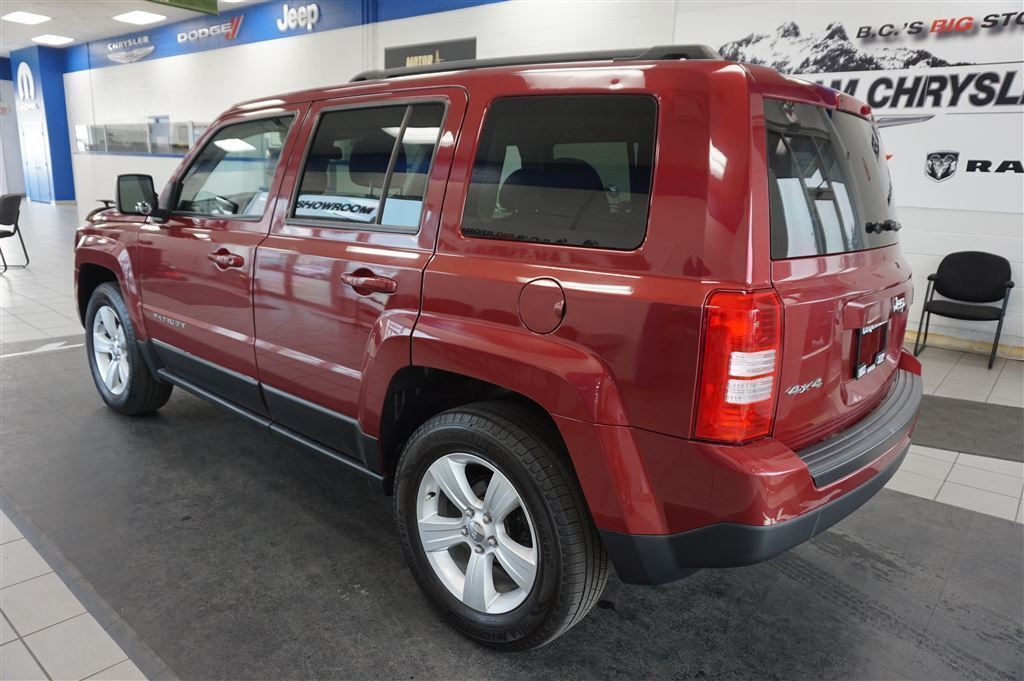 2014 Jeep Patriot in Coquitlam, BC | Coquitlam Chrysler