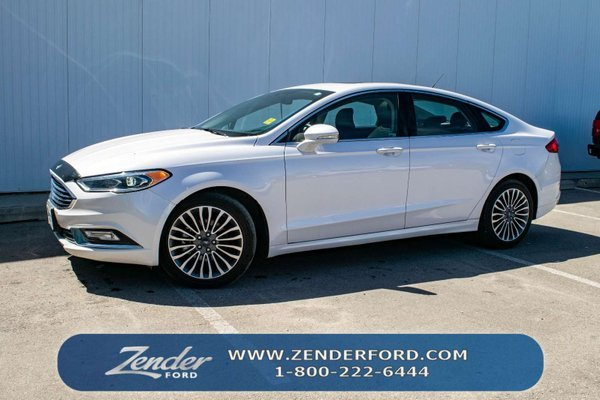 Ford Fusion for sale in Spruce Grove, AB | Zender Ford