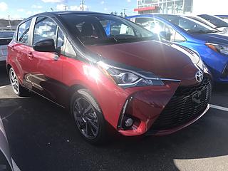 2019 Toyota Yaris
