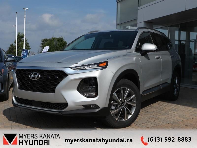 2019 Hyundai Santa Fe 2 0t Preferred Awd