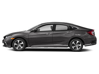 2019 Honda CIVIC 4D LX 6MT