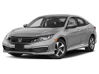 2019 Honda CIVIC 4D LX CVT