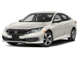 2019 Honda CIVIC 4D LX 6MT
