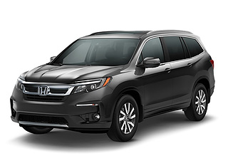 2019 Honda PILOT EX-L NAVI 6AT AWD