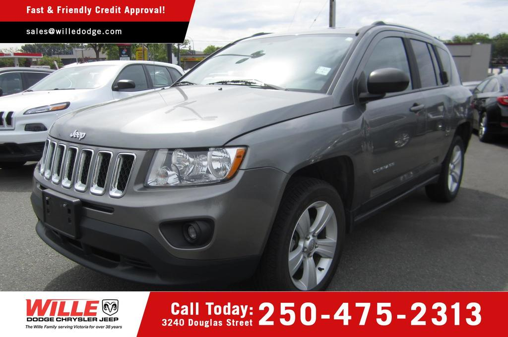 Jeeps For Sale Bc >> Jeep Compass For Sale In Victoria Bc Wille Dodge