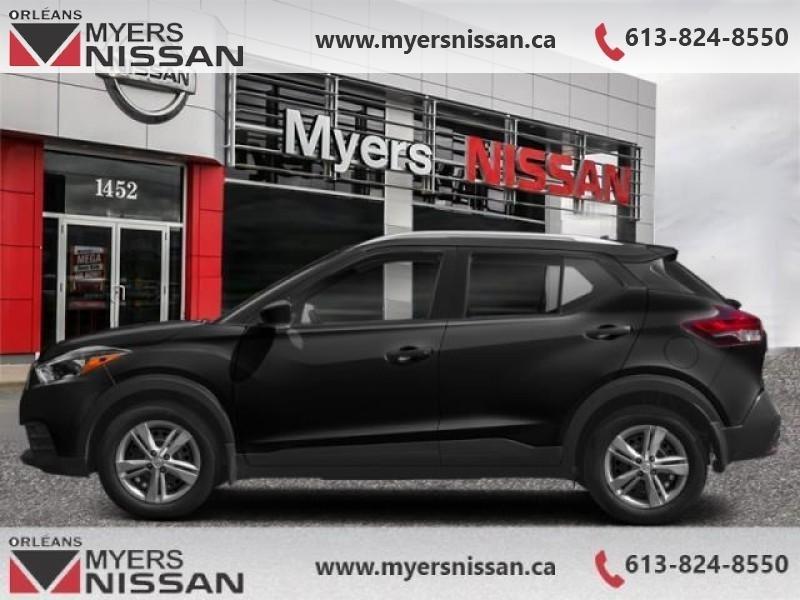 2019 Nissan Kicks In Ottawa On Myers Orléans Nissan
