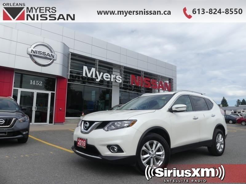 Used Trucks & Cars for Sale in Ottawa | Myers Orléans Nissan