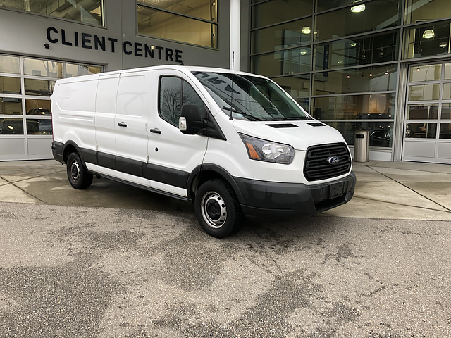 2017 Ford Transit LWB