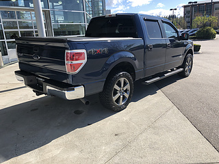 2014 Ford F-150 Crew