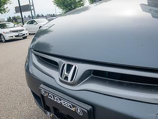2007 Honda Accord Cpe