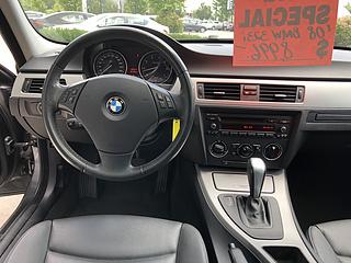2008 BMW 323i