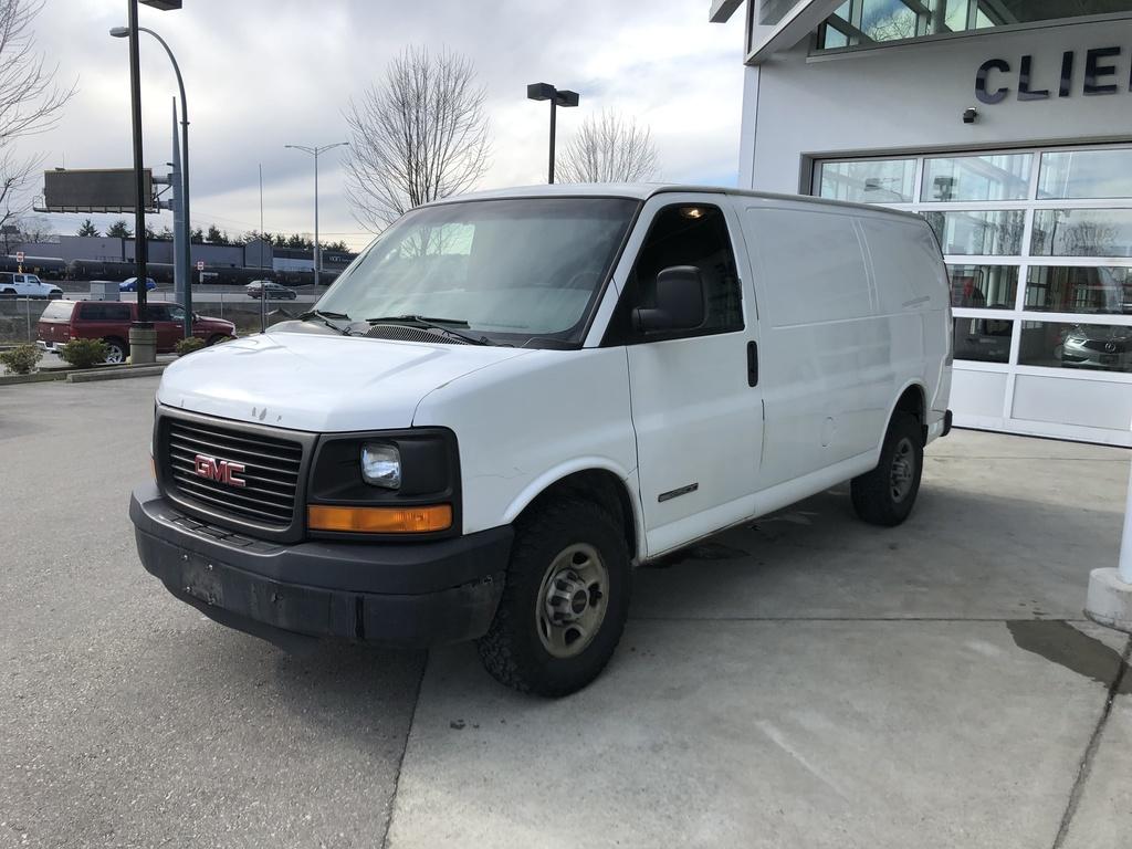 2005 GMC Savana C/Van