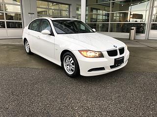 2007 BMW 323