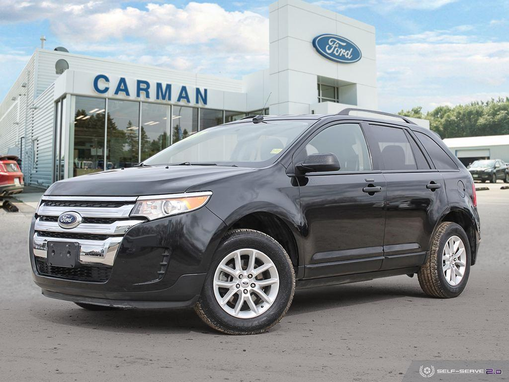 2014 Ford Edge Se >> 2014 Ford Edge In Winnipeg Mb River City Ford 2fmdk3gc1ebb58295