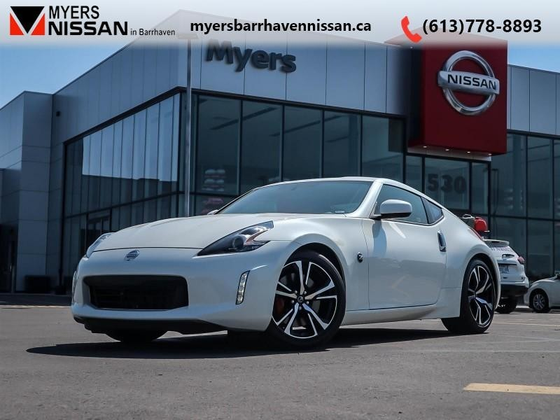 2020 Nissan 370Z Coupe Sport Manual - Stick Shift - $254 B/W