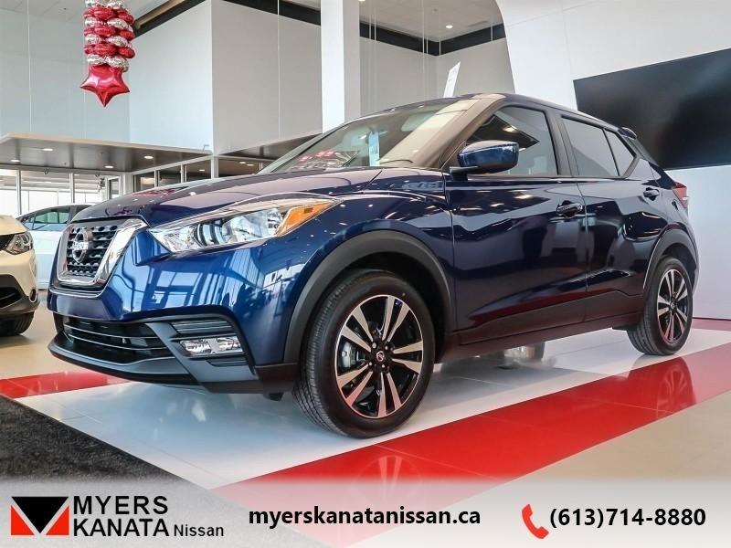 2019 Nissan Kicks In Kanata On Myers Kanata Nissan