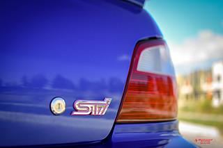 2001 Subaru WRX STI