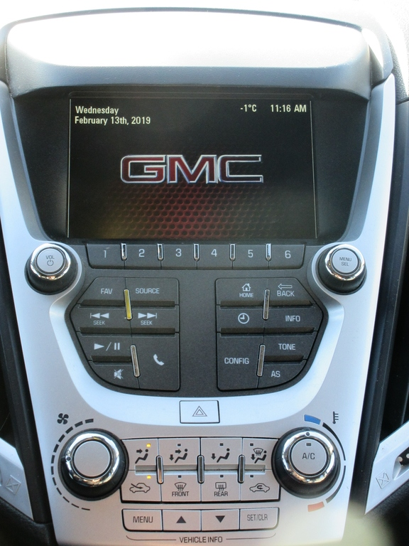 2017 GMC Terrain