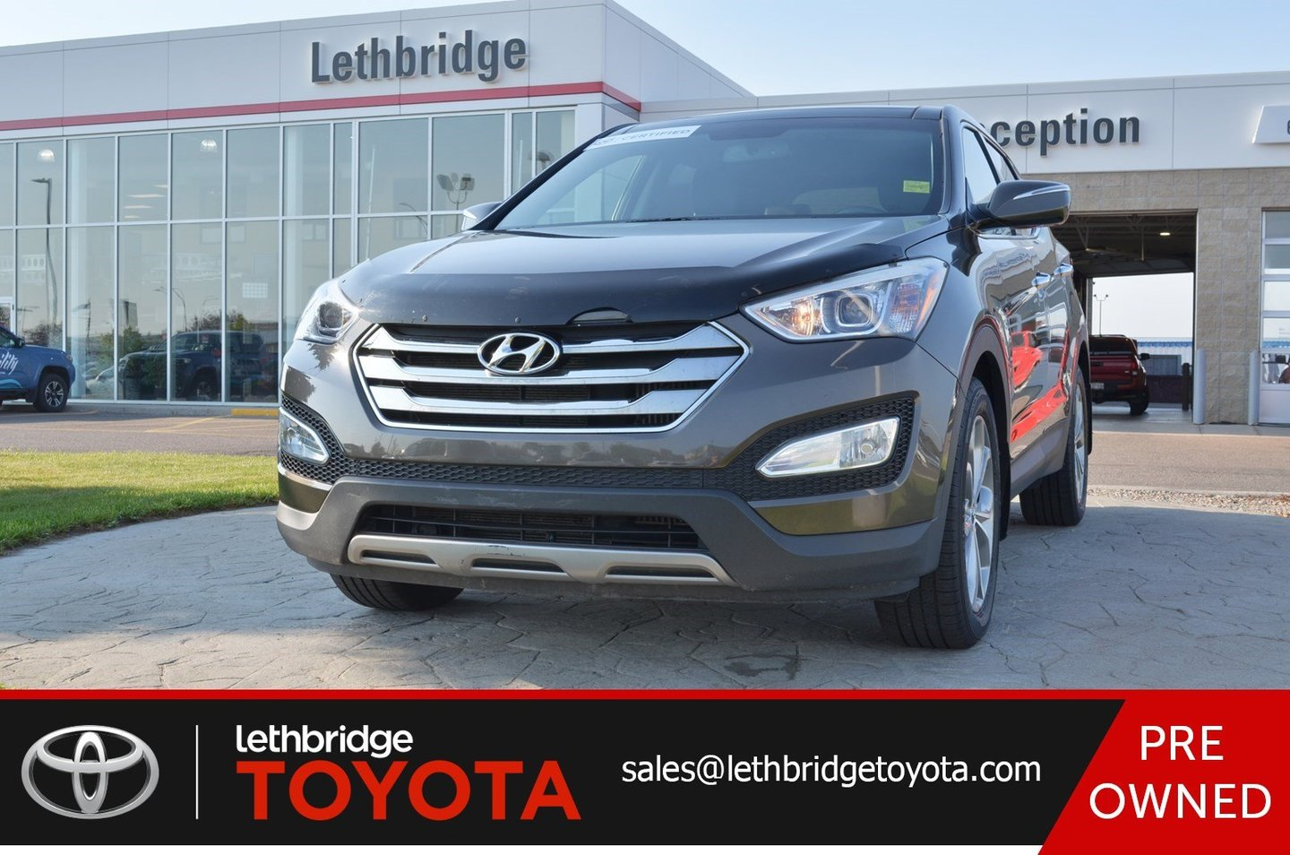 2013 Hyundai Santa Fe Limited Text 587 418 4573
