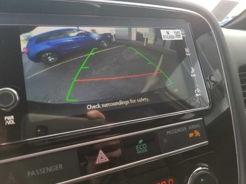 Mitsubishi Outlander SE Black Edition Vehicle Details Image