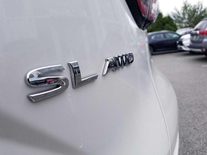 Nissan Murano SL Vehicle Details Image