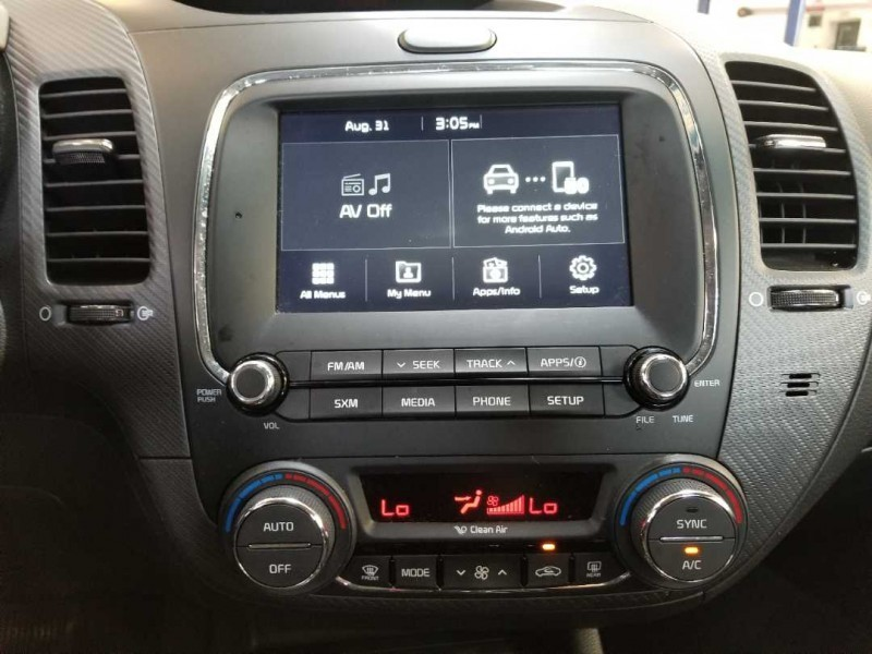 Kia Forte EX Vehicle Details Image